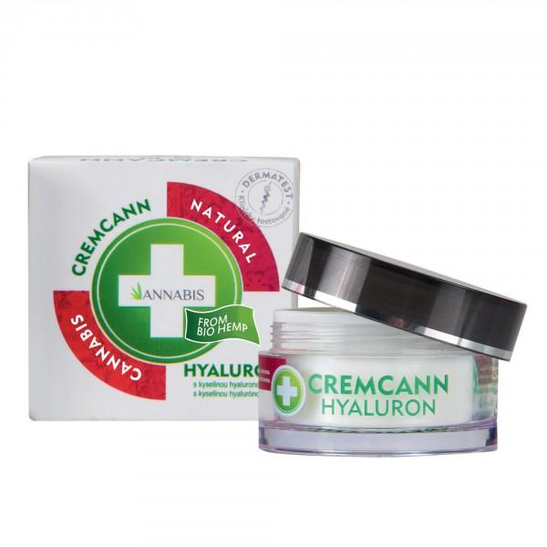 CREMCANN - mit Hyaluron