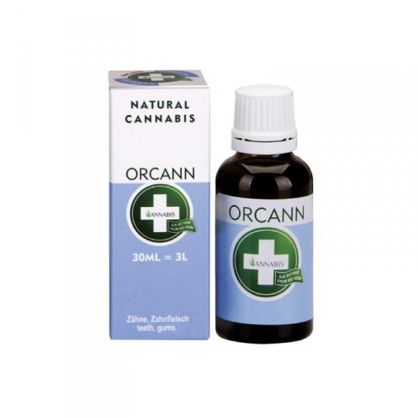 ORCANN - Mundwasser 30ml