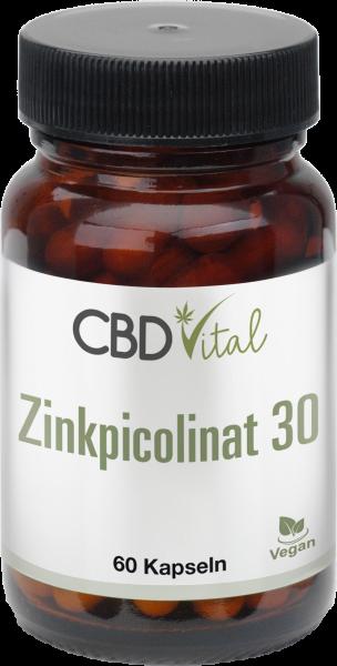 Zinkpicolinat 30 - Kaspeln 60Stk.