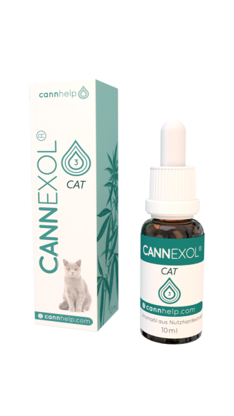 CBD Cannexol Cat 3 % 10 ml
