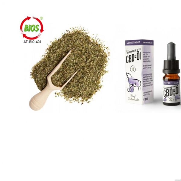 Bio CBD 12% Omega Set