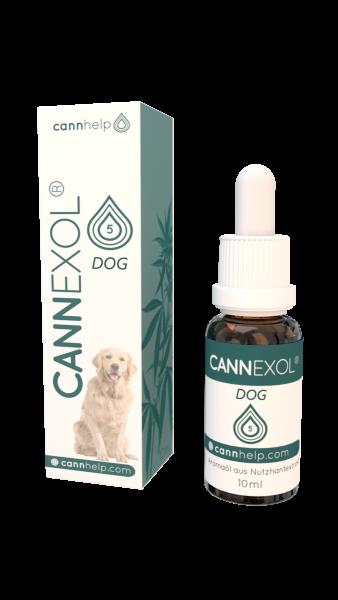 CBD Cannexol Dog 5 % 10 ml