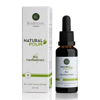 CBD 4% Bio Hanfextrakt – NaturalFOUR 30ml