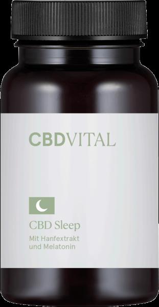 CBD Sleep - Kapseln 60Stk.