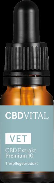 CBD VET 10 Extrakt Premium 10ml