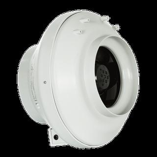 Systemair LTi-RVK Sileo 200E2-A | Ø 200mm | 778m³/h | 104W