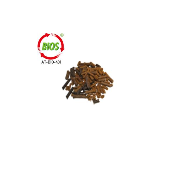 Bio Distel/Leindotter/Sonnenblumen Pellets MIX