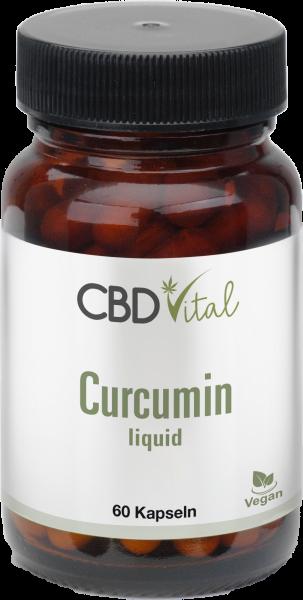 Curcumin liquid - Kapseln 60Stk.