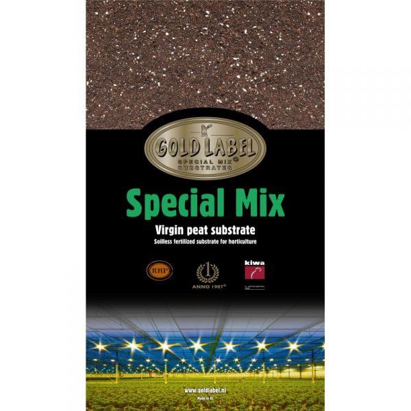 Gold Label Spezial Mix Erde 45L