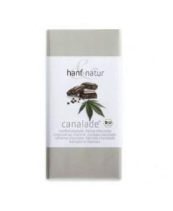 Canalade Vollmilch Bio, 100 g (Hanfschokolade)
