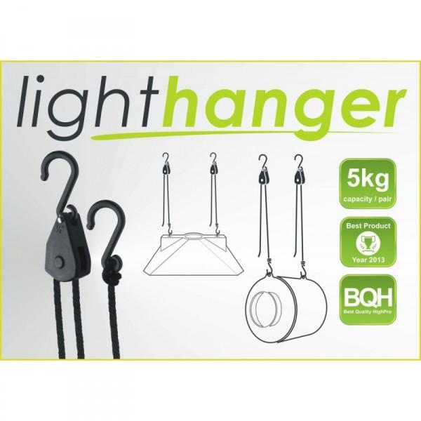 Lighthanger 5kg - Hängesystem für Reflektoren