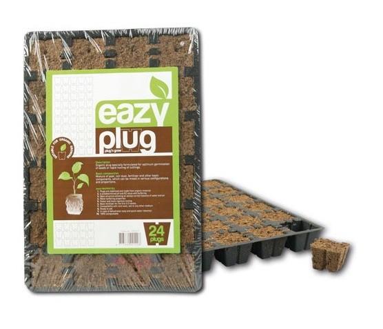 Eazy Plug Stecklingsblöcke - 3,5x3,5cm, 24er Tray