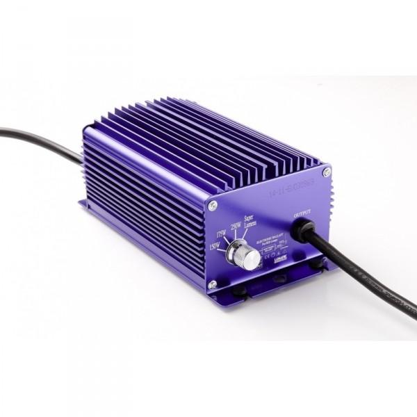 Lumatek Vorschaltgerät 250W, elektronisch, 4-Stufen dimmar
