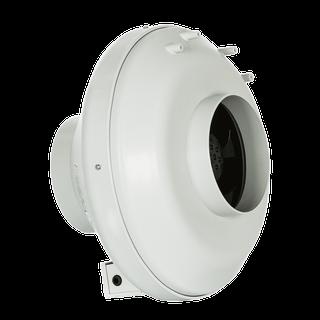 Systemair LTi-RVK Sileo 150E2-L | Ø 150mm | 666 m³/h | 109W