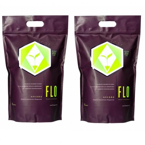 FLO Organics 5L- 2Set