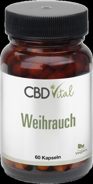 Weihrauch - Kaspeln 60Stk.