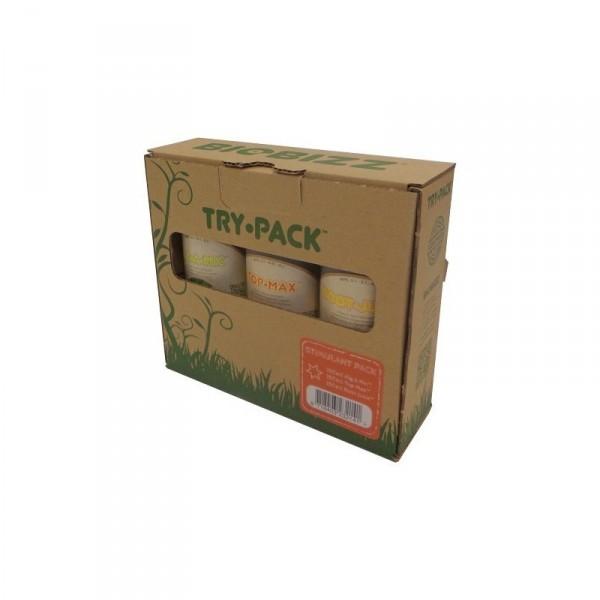BIOBIZZ Try-Pack Stimulant Starterset