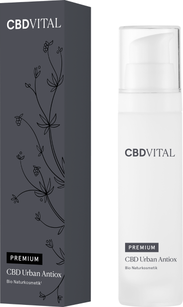 CBD Urban Antiox 50ml