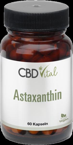 Astaxanthin - Kapseln 60Stk.