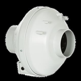 Systemair LTi-RVK Sileo 100E2 | Ø 100mm | 184 m³/h | 29W