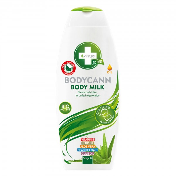Bodycann Bodylotion 250ml