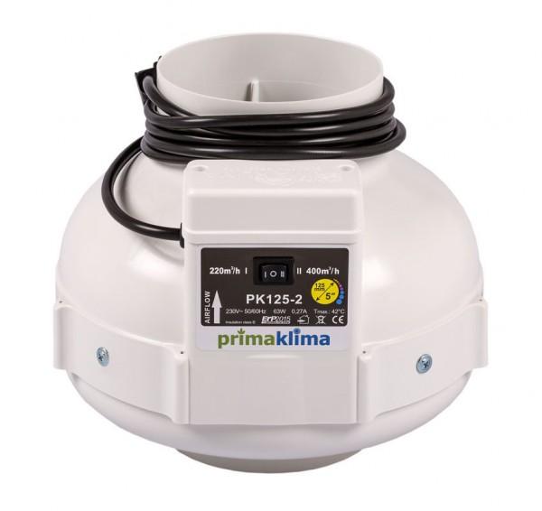 Rohrventilator Prima Klima 420/800m³ - 160mm