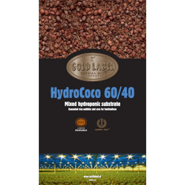 Gold Label Hydro Coco Mix 60/40 - 45L