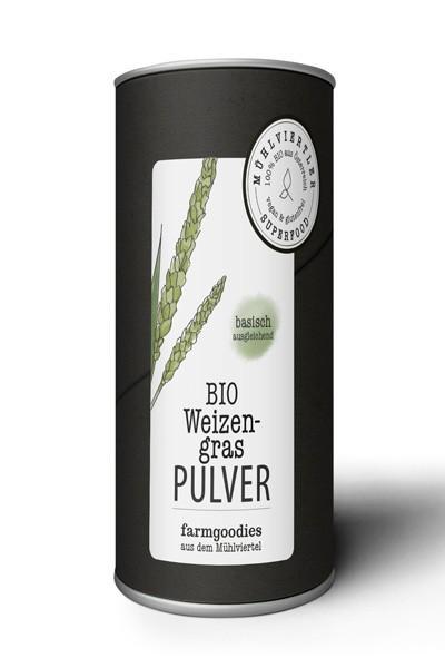 Bio Weizengraspulver 150g