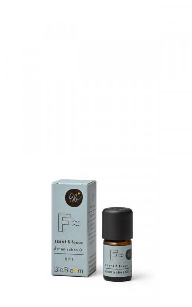 Bio Aromatherapie mit Hanfterpenen – scent & focus 5ml