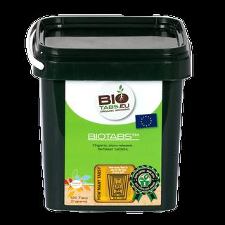 BioTabs organische Düngetabletten 100stk.