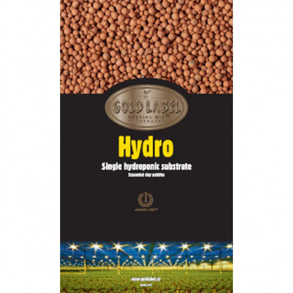 Gold Label Hydro Pebbles 45L