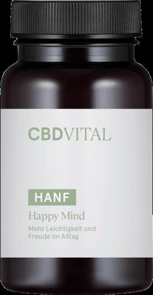 Hanf Happy Mind - Kapseln 60Stk.