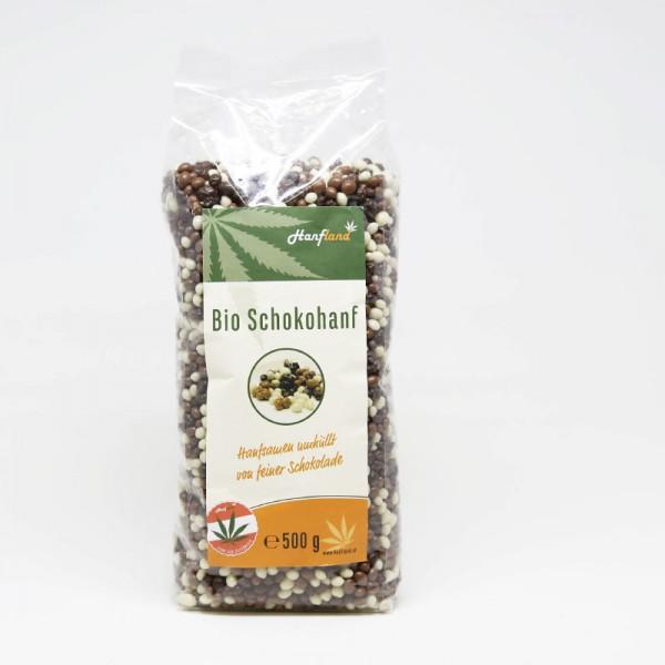 Bio Schokohanf 500g