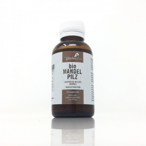 Bio Mandelpilz Flüssigextrakt 100ml