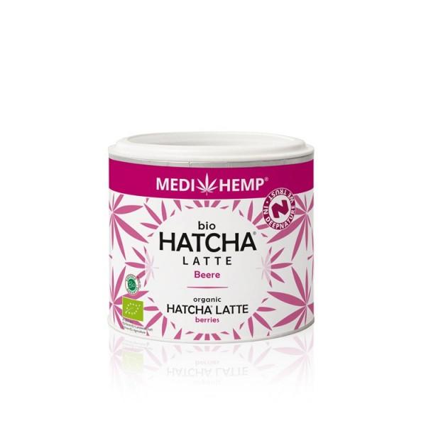 Bio HATCHA® Latte Beere 45g