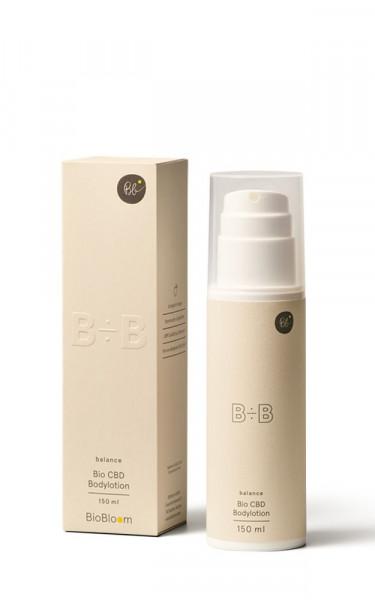Bio CBD Bodylotion – Balance 150ml