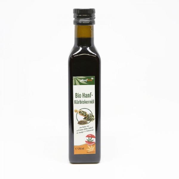 Bio Hanf-Kürbiskernöl 250ml