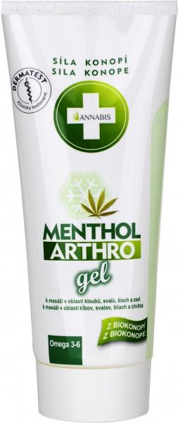 MENTHOL ARTHRO - Kühlgel 200ml